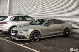 Audi RS7 Sportback 2015 Performance - 21 February 2017 - Autogespot