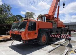 Grove Gmk5100 120 Ton All Terrain Crane For Sale