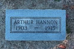 Arthur Hannon (1903-1917) - Find A Grave Memorial