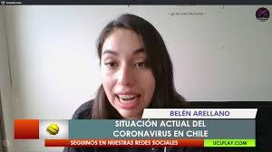 BELEN ARELLANO PERIODISTA CHILENA - YouTube