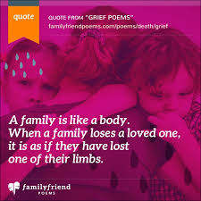 40 Grief Poems Comforting Poems For Grief And Loss Stunning Loved Family Dead Miss