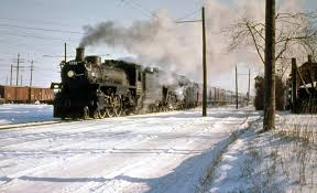 Image result for canadian pacific steam locomotives in smiths falls