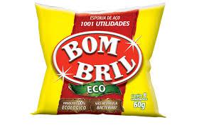 Resultado de imagem para Bombril (BOMBRIL)