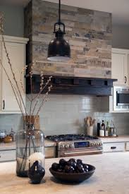 Kitchen Mantel Decorated Mantel Before After Kitchen Inspiration