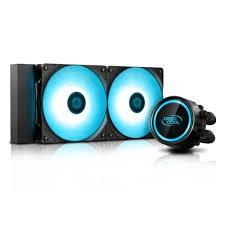 СВО для процессора <b>DEEPCOOL GAMMAXX</b> L240 V2 — купить в ...