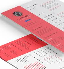Resume Cv Design Inspiration The Graphic Mac