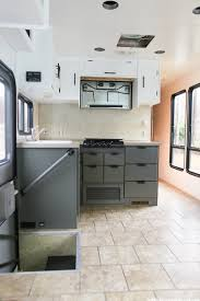 Planning to update the kitchen in your camper or motorhome? Come check out  the progress