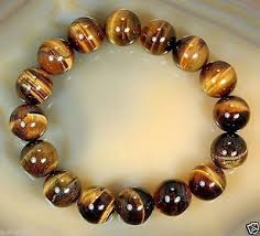 8mm Natural African Roar <b>Natural Tiger's Eye</b> stone Round Beads ...
