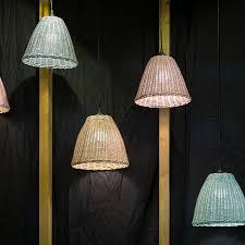 Voir plus d'idées sur le thème abat jour, abat jour lampe, abat. Abat Jour En Osier Une Deco Naturelle Pour Le Plafond Blog But