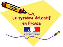 Resultado de imagen de le systeme educatif français