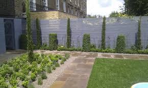 garden privacy screen design patio designs yard
