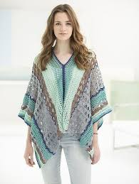 Free Crochet Poncho Patterns New Flatter Your Figure With These Free Crochet Poncho Patterns