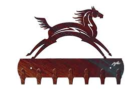 metal coat hook horse by r a guthrie on metal horses wall art with metal horse wall art with coat hooks