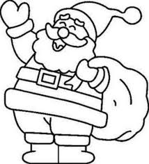 Small Picture Jolly Santa Claus Coloring Page Coloring Book