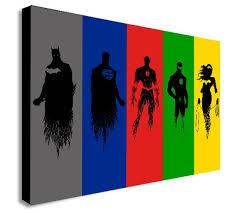 dc comics justice league super hero