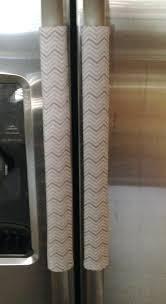 refrigerator door handle covers fetching fridge cover