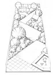 Small Picture Garden Design Plans Conceptual Sketch For Garden Design By Native