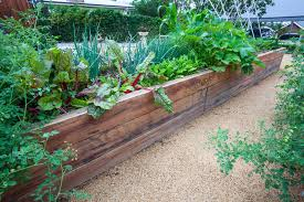 diy how to create a raised garden bed