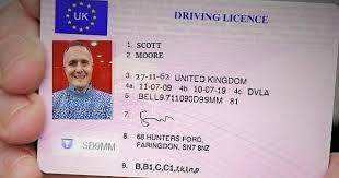 Uk Fake Driver License Imgur -
