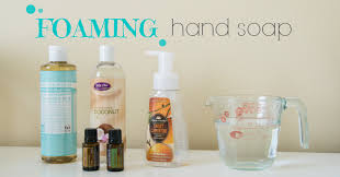 it s so easy to make your own foaming hand soap this recipe is even moisturizing