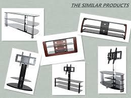 Luxury fashionable corner argos glass TV stand designs RA1405