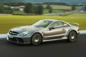 Two 2009 Mercedes-Benz SL65 AMG Black Series for sale | MOTOR