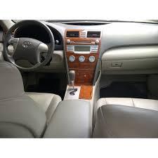 toyota camry 2007 interior. toyota camry 2007 le cream leather interior auto gear power window a