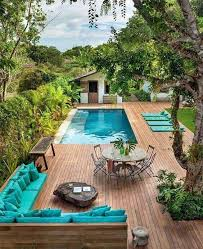 34 beautiful backyard gardens projects