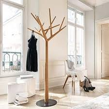 Real Tree Coat Rack Impressive 32 FreeStanding Coat Racks And Stands You'll Want Right Now DigsDigs