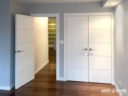 interior double door. More Views. Arazzinni SmartPro Polar White Interior Double Door