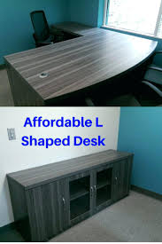 l shaped office desk cheap. Affordable L Shaped Office Desks This Cheap Desk Is An Import Laminate