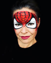 spider woman face makeup spider woman makeup ideas popsugar beauty