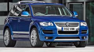 VW Touareg news - And you thought the Cayenne was bad… - 2008 ...