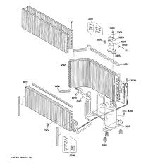 Ge Ptac Heat Pump Zoneline Deluxe Az61h09dab Gordon R Williams Corporation