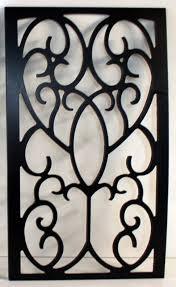 olive cabinet door panel insert in