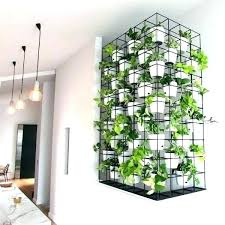 vertical wall planters indoor kitchen herb wall garden wall mounted herb garden chic indoor vertical wall