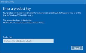 Upgrade Windows 10 Home To Pro Using Windows 7 8 Product Key