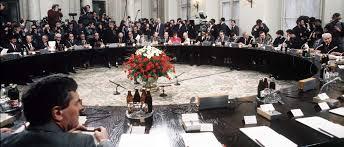 poland s famous round table talks anniversary news polish press agency