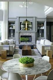 Transitional Style Living Room Furniture  Luxury Fresh Interior53