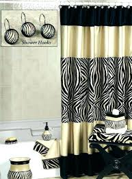 animal print bathroom ideas curtains catchy shower inspiration with best leopard pink and bedding