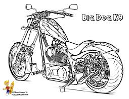 Small Picture Motorcycle Coloring Pages Racing Motorcycle Free Coloring