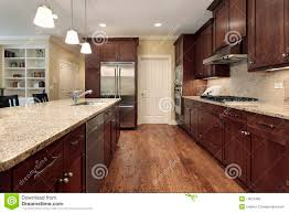 Kitchen And Family Room Kitchen And Family Room Royalty Free Stock Photo Image 12656305