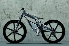 Audi e-bike: A bicycle that runs at 80 kmph - Images & Video ...