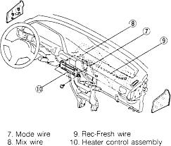 Mazda B2300  Diagram
