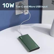 Sạc Dự Phòng TOPK I1006 10000mAh Cho iPhone Huawei Samsung Xiaomi Oppo Vivo  Realme Hai Cổng Có Màn Hình Điện Tử TPHCM giá cạnh tranh