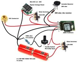 wiring diagram for series box mod wirdig mod box wiring diagram raptor hammond box mod unregulated diy mod box