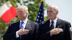 Trump sacks chief of staff John Kelly, Nick Ayers tipped to be replacement