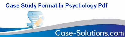 Original   what is case study psychology Course Hero