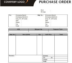 Purchase Order Templates Free Best Purchase Order Templates Easyerp Open Source Erp Crm