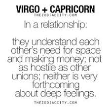 capricorn woman dating virgo man